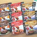 神戸開花亭 煮込みハンバーグ9個ギフトセット(ギフト ハンバーグ レトルト お歳暮 内祝い 快気祝い)