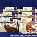 【送料無料】ビーフカレー中辛3食&ハヤシ3食ギフトセ