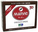 【おまけ付き】株式会社H+Bライフサイエンスマービージャム類 チョコレートスプレッド 10g×35本(特別用途食品)【RCP】