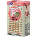 テルモエフツーアルファ1000ml(ミックスフルーツ風味)FF-P10P・6個入(発送までに7~10日かかります・ご注文後のキャンセルは出来ません)【RCP】