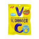 【VC-3000のど飴(90g)の商品説明】●1袋に3000mgのビタミンCでスッキリ!●12種類の配合ハーブ入り●ビタミンB1、B2配合でパワーUP!●レモン味【原材料】還元パラチノース、還元水飴、ハーブエキス、カリンエキス、ビタミンC、香料、甘味料(アスパルテーム・L-フェニルアラニン化合物、ステビア)、ウコン色素、ビタミンB2、ビタミンB1【栄養成分/1粒(3.8g)あたり】エネルギー・・・8.5kcaLたんぱく質・・・0.01g脂質・・・0.01g炭水化物・・・3.72gナトリウム・・・1.67mg糖類・・・0gビタミンC・・・140mgビタミンB1・・・0.006mgビタミンB2・・・0.007mg【注意】・一度に多量に摂ると、体質によってお腹がゆるくなることがありますが、これは一過性のものなので安心してお召上がりいただけます。・開封後はなるべく早くお召し上がりください。・直射日光、高温多湿を避けて保存してください。広告文責及び商品問い合わせ先 広告文責:株式会社ドラッグピュア作成:201203tt神戸市北区鈴蘭台北町1丁目1-11-103TEL:0120-093-849製造・販売元:ノーベル製菓544-0004 大阪市生野区巽北4丁目10番2号0120-47-0141 ■ 関連商品食品・間食、菓子ノーベル製菓