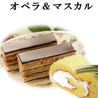 ポイント10倍あす楽チョコレートケーキオペラ&ザッハトルテ2019神戸スイーツバースデーケーキ誕生日