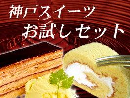 おためしセット【ハーフ】オペラ&マスカルポーネ巻き チョコレートケーキ&ロールケーキ