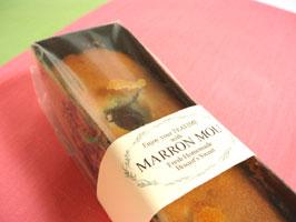 ポイント10倍マロン・ムーパウンドケーキ内祝おしゃれプチギフトくり栗神戸スイーツ2020春スイーツ送