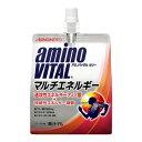 味の素 アミノバイタル ゼリー マルチエネルギー 180g×...