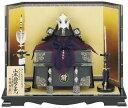 【送料無料2009年新作】吉徳大光特選五月人形五月人形 名将シリーズ 山本勘助 兜15号床飾り