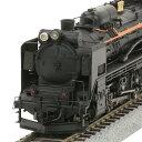 鉄道模型天賞堂HOゲージダイキャスト製D51形標準型北海道切詰デフ密閉キャブ71024カンタムサウンドシステム搭載1/8016.5mmゲージ動力車