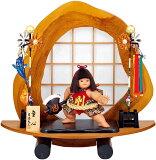 【武者人形】【子供大将?金太郎飾り】【子供大将飾り】【五月人形】【5月人形】【】【2012新作】五月人形 金太郎人形 お祝い飾り 子供大将人形?武者人形 吉徳大光作 端午の節句 初節句 お祝い人形 「