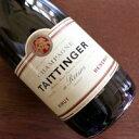 Wine - Taittinger Brut テタンジェ・ブリュット1/2 No.65029