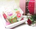 甘酸っぱくてほろ苦い、恋はミラクル つぶつぶ苺とほろ苦チョコと抹茶の和スイーツ<遅れてごめんね>送料込み!【2011バレンタインの贈り物】チョコ・苺・抹茶のキュートなバレンタインスイーツ♪