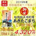 令和元年産 無洗米 秋田県 あきたこまち 20kg(5kgx4袋) お米 ギフト