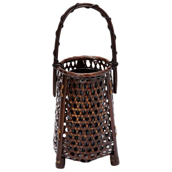 竹製かすみ草かご 60B-3515-HY