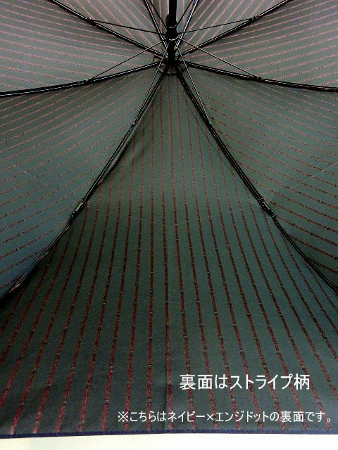 【雨傘・折り畳み傘】【二段式】【日本製】【メン...の紹介画像3
