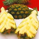 【送料無料】沖縄東村産パイン ハワイ種 3玉入り(1玉あたり700g〜1kg以下) 高江