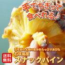 【送料無料】石垣産スナックパイン Sサイズ(1玉700g〜1kg以下) 6玉入り 大城農園【沖縄県産 パイナップル スナックパイン】