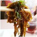 【沖縄産 もずく】新鮮な磯の香り♪久米島産天然塩もずく(450g)