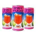 グァバドリンク(果汁30%)190g×30【グァバ ギフト お中元 御歳暮 フルーツドリンク