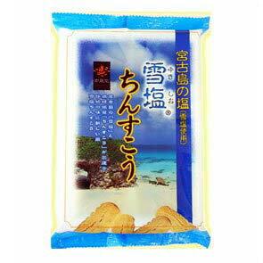 【沖縄 塩ちんすこう】雪塩ちんすこう(袋) 8袋...の商品画像