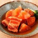 レトルト 和食 惣菜 和風煮物豚バラ大根 (200g/296kcal) 【常温保存 1年】【湯煎/レンジ】