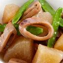 レトルト 和食 惣菜 和風煮物いか大根 (200g/110kcal) 【常温保存 1年】【湯煎/レンジ】
