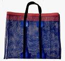 砂場メッシュシート用大型収納バッグ 縦60cm横70cm  バッグの中に砂が溜まらない メッシュタイプの収納袋です  特注サイズ承ります..