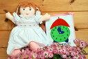 布絵本布人形MY QUIET BOOK ベア ピンク&アンジェラドールファンタイムギフトセット【知能開発レッスンブック】幼児教育選んで!! 無料ギフトラッピング
