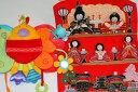 おひなさま布おもちゃ雛人形おひなまつり おひなさま&布おもちゃ刺しゅう布の壁掛け おひなさま&ピヨピヨバードおひなまつりギフトセット幼児教育選んで!!無料ギフトラッピング