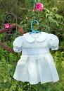 ドレスベビードレススモッキングドレス刺しゅうスモッキングドレスミッシェル90(ブルマー付き)選んで!!無料ギフトラッピング