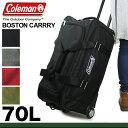 Coleman コールマン ボストンキャリー キャリーバッグ...