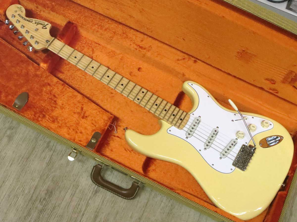 【New】Fender USA Yngwie Malmsteen Stratocaster VWH【中古】(selected by KOEIDO)店長選抜イング...