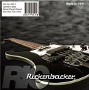 【New】Rickenbacker No.95511 Standard Bass定形外【送料無料】リッケンバッカー専用ベース弦!