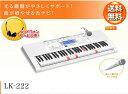 【今ならヘッドフォンプレゼント!】CASIO LK-222 キーボード【送料無料】【代引き不可】02P28Sep16