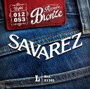 SAVAREZ A130L ブロンズ アコースティックギター弦【送料無料】【定型郵便発送】