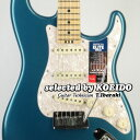 【New】Fender フェンダー USA American Elite Strato MN OCT(selected by KOEIDO)