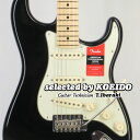 【New】Fender フェンダー USA American Professional Stratocaster BLK/M(selected by KOEIDO)