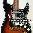 Fender フェンダー USA Stevie Ray Vaughan Stratocaster(selected by KOEIDO)店長厳選SRV、抜群の力強さと艶! ストラトキャスター