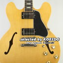 【New】Gibson Memphis ES-335 Tra...