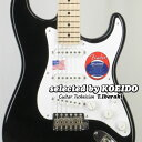 【New】Fender フェンダー USA Eric Clapton Stratocaster BLK(selected by KOEIDO