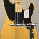 Fender Made In Japan Traditional2 Orijinal 50s Precision Bass 【フェンダーストラップ&レビュー特典付き】