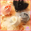 All Rose corsage  five colors [wedding ceremony  party  corsage] of [free shipping an email service by a limited review mention during a period] good-quality satin and race [comfortable tomorrow Lady's point % to double] [YDKG-td] [spr05P05Apr13]