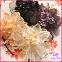 All a lot of art flower corsage ★ four colors [wedding ceremony ★ party ★ corsage] full of sense of quality [free shipping an email service by a limited review mention during a period] [comfortable tomorrow Lady's point %】【 to double] [YDKG-td] [spr05P05Apr13]