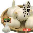 青森県産 にんにく L1P10入 【青森/福地ホワイト/田子/効果/効能】