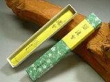 【白檀の香り】鳩居堂のお線香 深雪(みゆき) 紙箱一把入