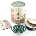 【20日エントリーでポイント最大15倍】日本香堂のお香 花の花 3種 コイル12巻入