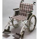 チノンズ 軽量コンパクト車椅子 20インチ