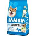 マース アイムス 成犬用 体重管理用 チキン 小粒 2.6kg