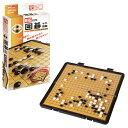 圍棋, 象棋, 麻將, 西洋象棋 - ハナヤマ ポータブル囲碁十九路盤(ビッグサイズ)