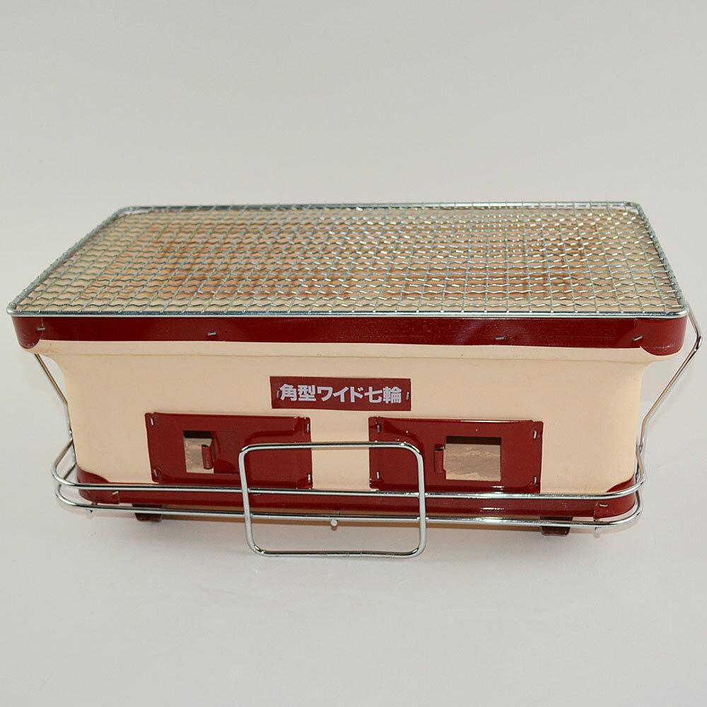コーナン オリジナル 七輪角型ワイド SP23-4612