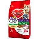 日本ペットフード ビューティープロ 猫下部尿路の健康維持 11歳以上 1.4kg