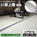 コーナン オリジナル LIFELEX い草上敷 聚楽 江戸間 1帖約88×176cm